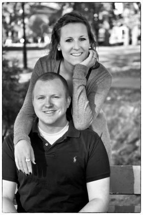 Cory Travis and Leah Danielson