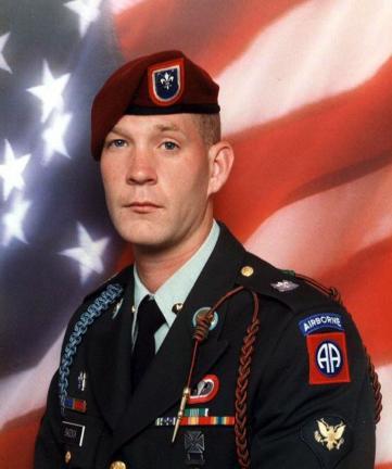 Sgt. 'A.J.' Baddick