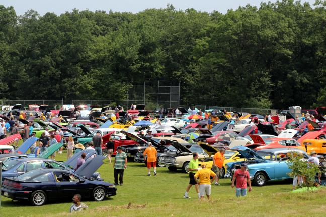 No Judging For First Time At McAdoo AACA Car Show Times News Online - Aaca car show