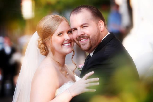 Mr. and Mrs. Patrick J. Blake