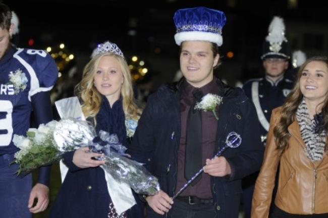 tamaqua crowns homecoming king and queen times news online