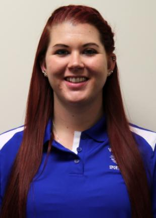 Rachel Connely, a 2008 graduate of Marian Catholic High School and native of Tamaqua, is assistant athletic trainer at Widener University. CONTRIBUTED PHOTO