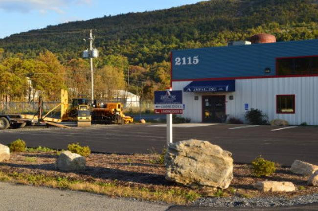 Ampal Inc. in Palmerton purchased this building in 2015 to use for offices and the Technical Department for research and development. It will also become the headquarters for Ampal's parent company, United States Metal Powders Inc., later this year…