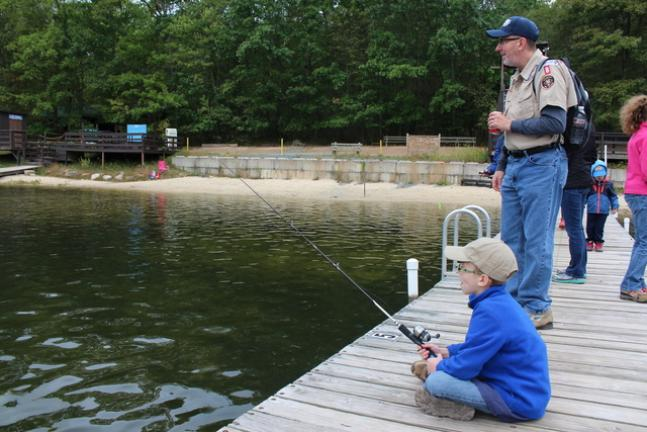 Cub Scouts enjoy outdoors at Fall Family Camp | Times News
