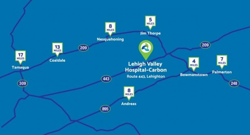 LVHN to build hospital on 35 acres near Walmart in Mahoning | Times