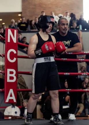 Amateur boxing championship where logic?