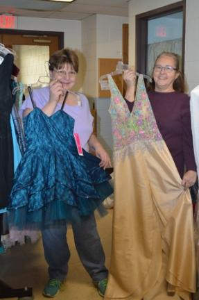 Eldred Thrift Store holding prom dress sale | Times News Online