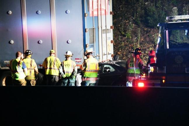 Lake Ariel man dies in turnpike crash in Carbon | Times News