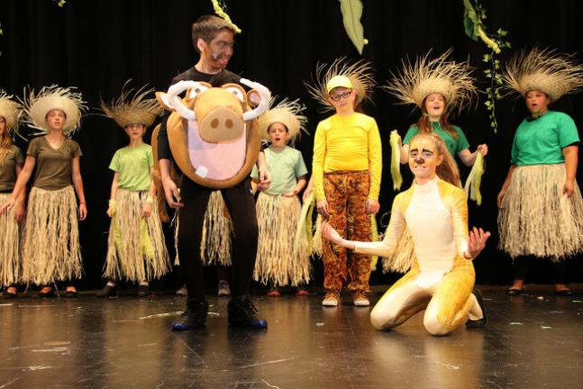 Palmerton Drama Club presents 'Lion King Jr ' | Times News