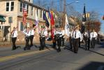 Great turnout in parade by Vietnam veterans