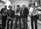 The Yardbirds, from left, Myke Scavone, Johnny A, Kenny Aaronson, Jim McCarty and John Idan. PHOTO COURTESY ARNIE GOODMAN