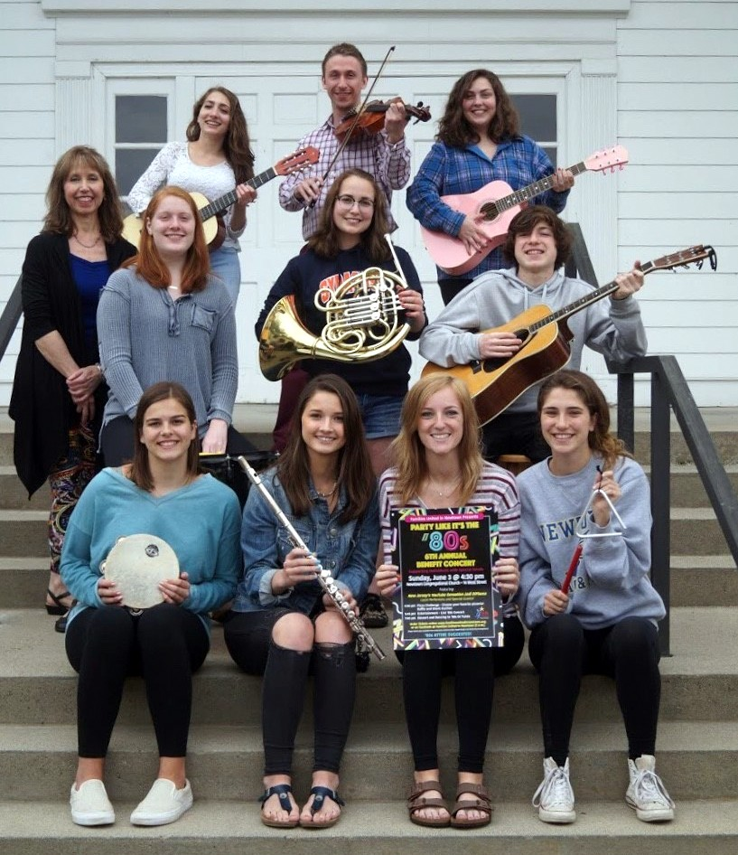 fun concert to feature 80s theme pizza contest the newtown bee