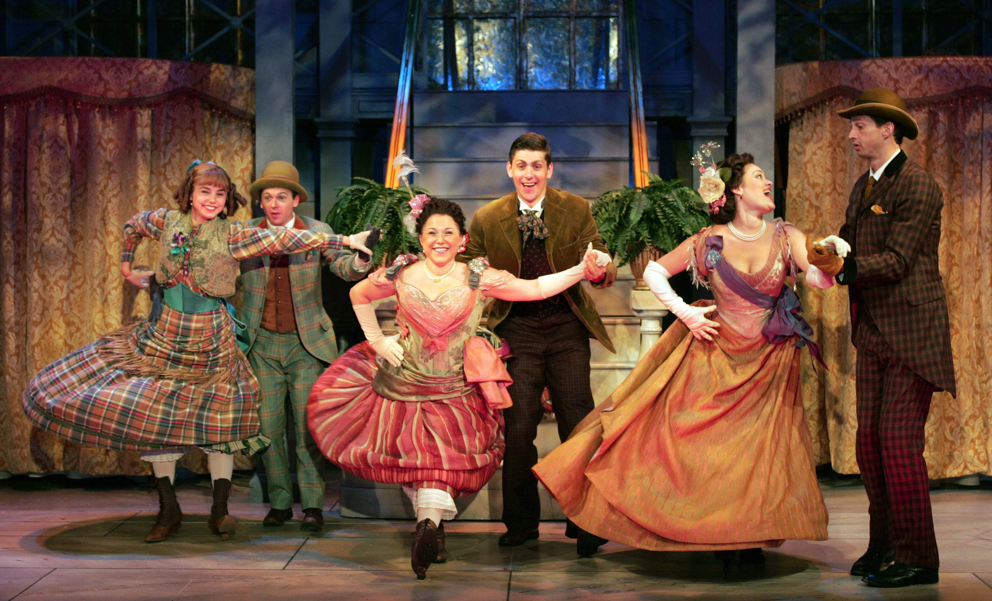 Theater Review: A Brilliant Offering Continues Goodspeed\'s Golden ...