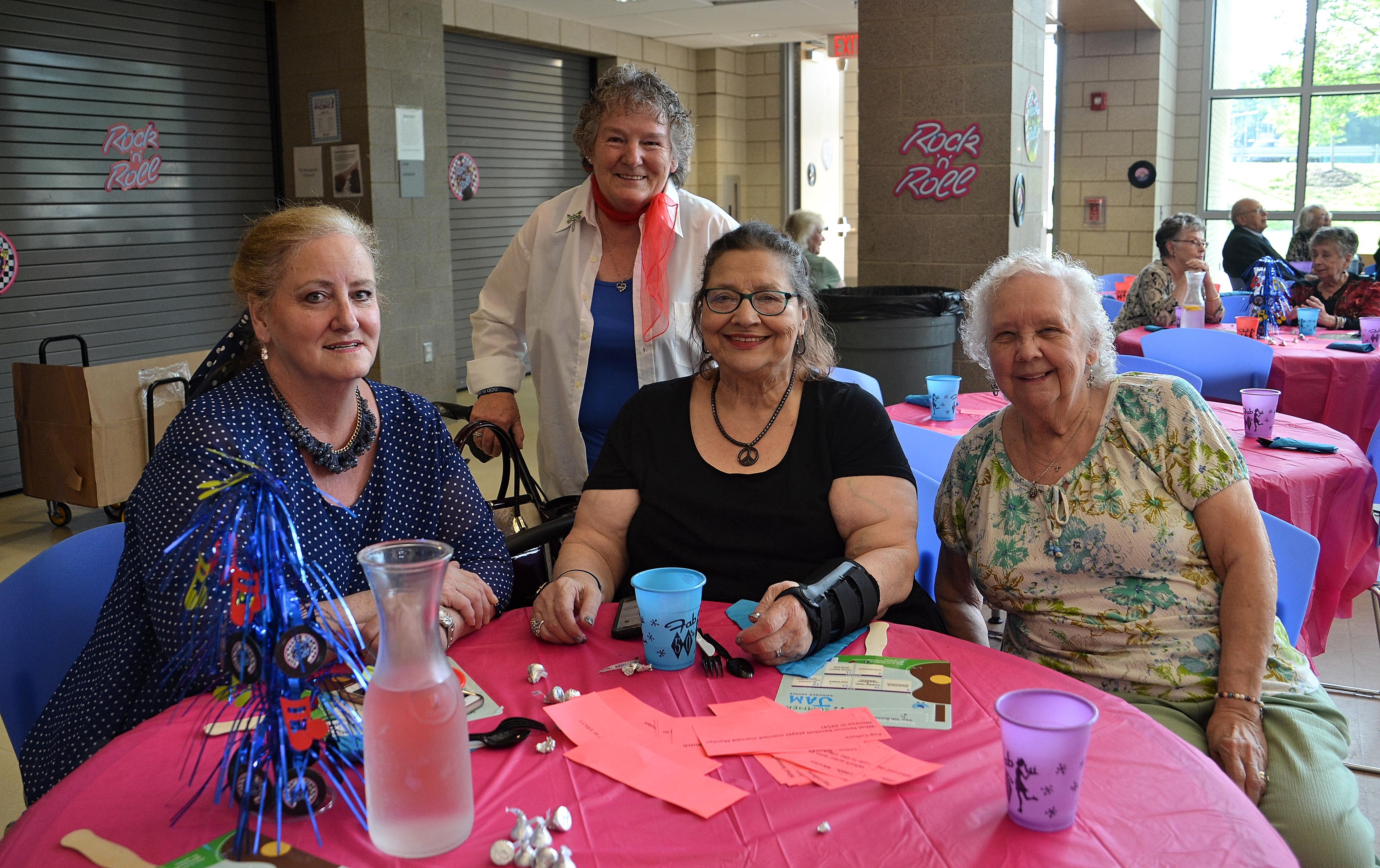 Senior Citizen Dinner Dance Gets People Grooving To Music