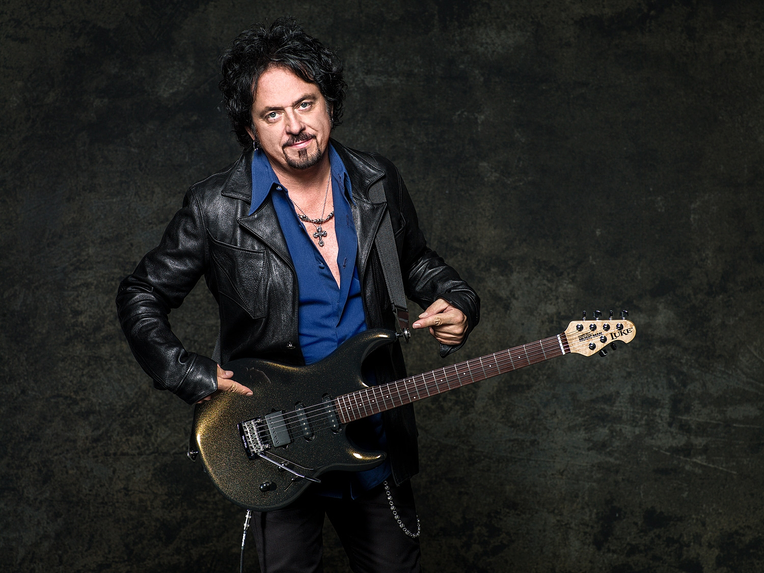 Steve Lukather Talks Toto Tour, New Book Ahead Of Ridgefield Show