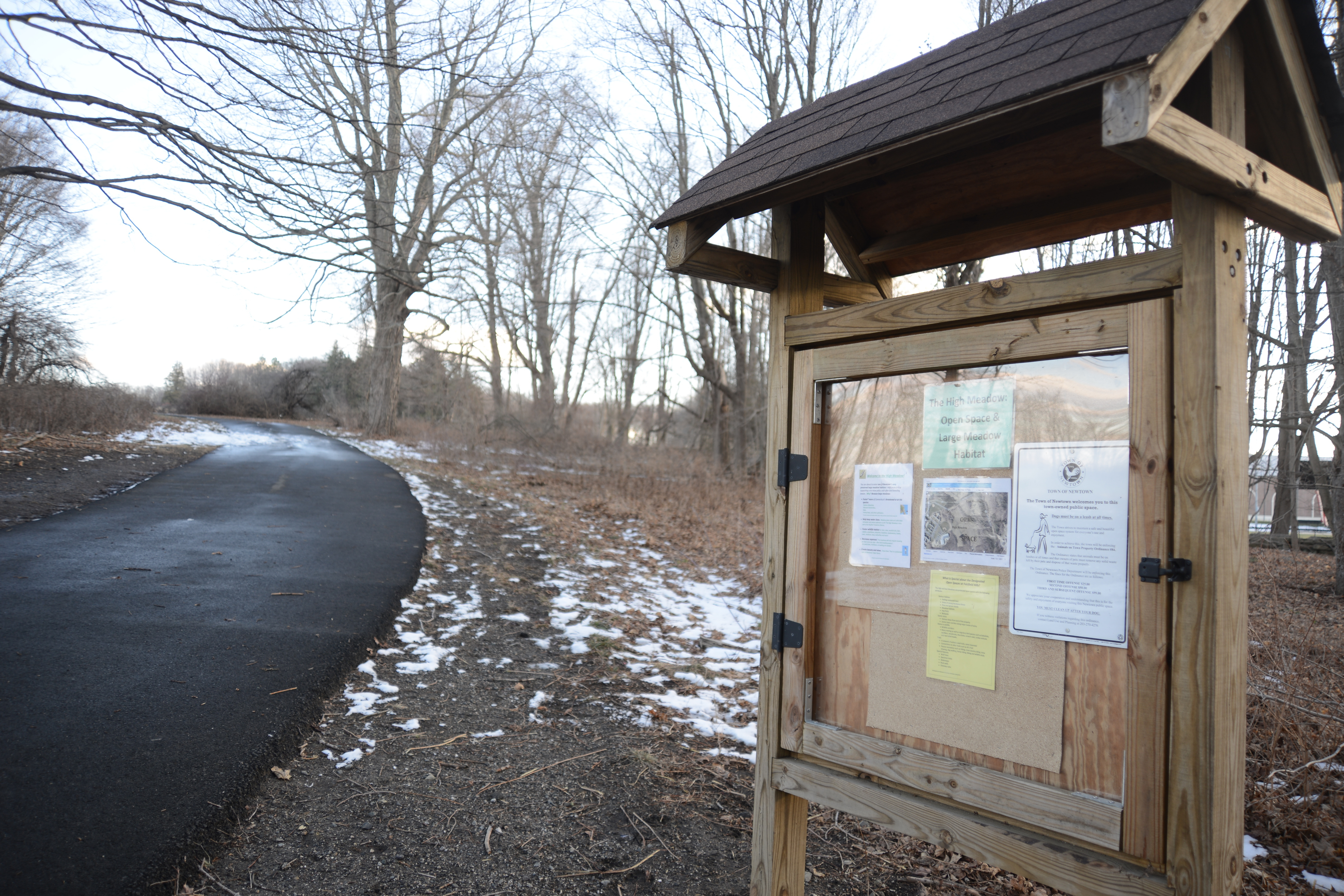 Effort To Preserve High Meadow Continues | The Newtown Bee