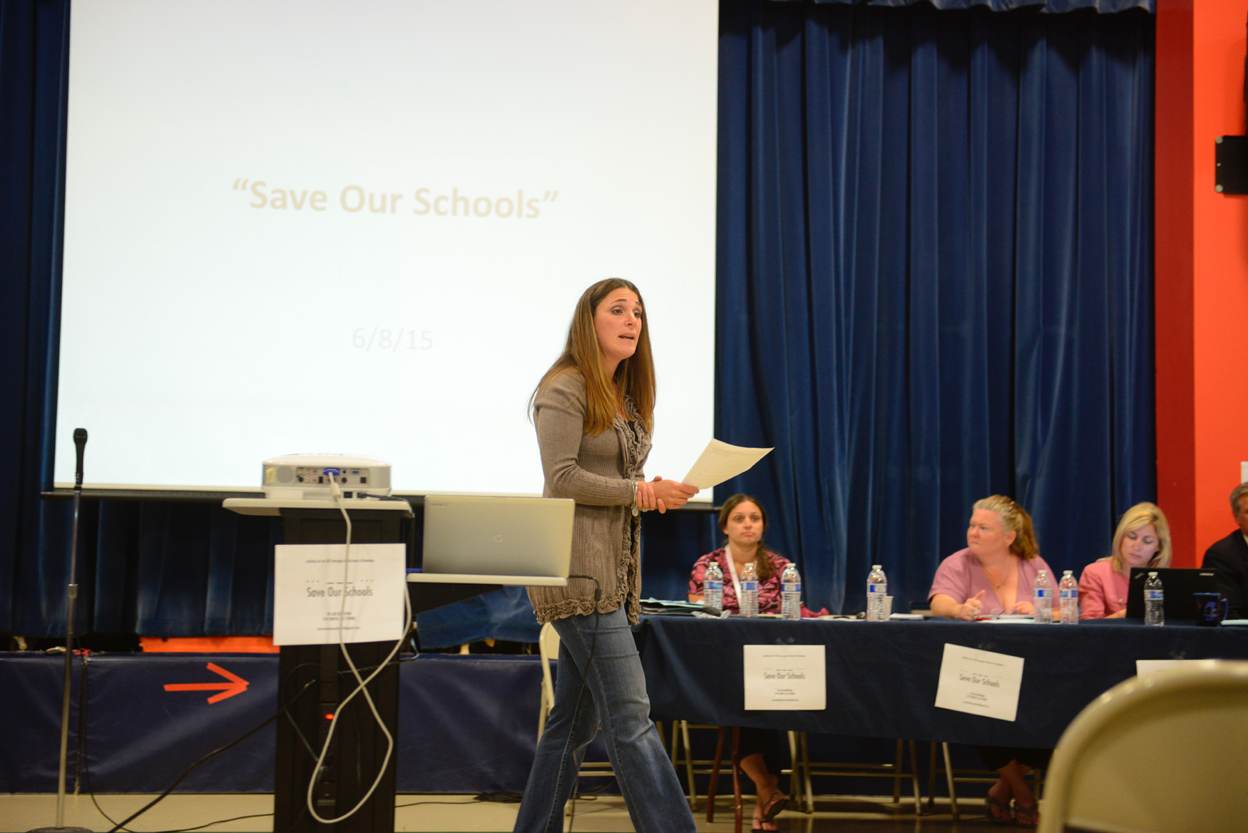 Hawley Parents Voice Concerns And 'SOS' Message To Superintendent