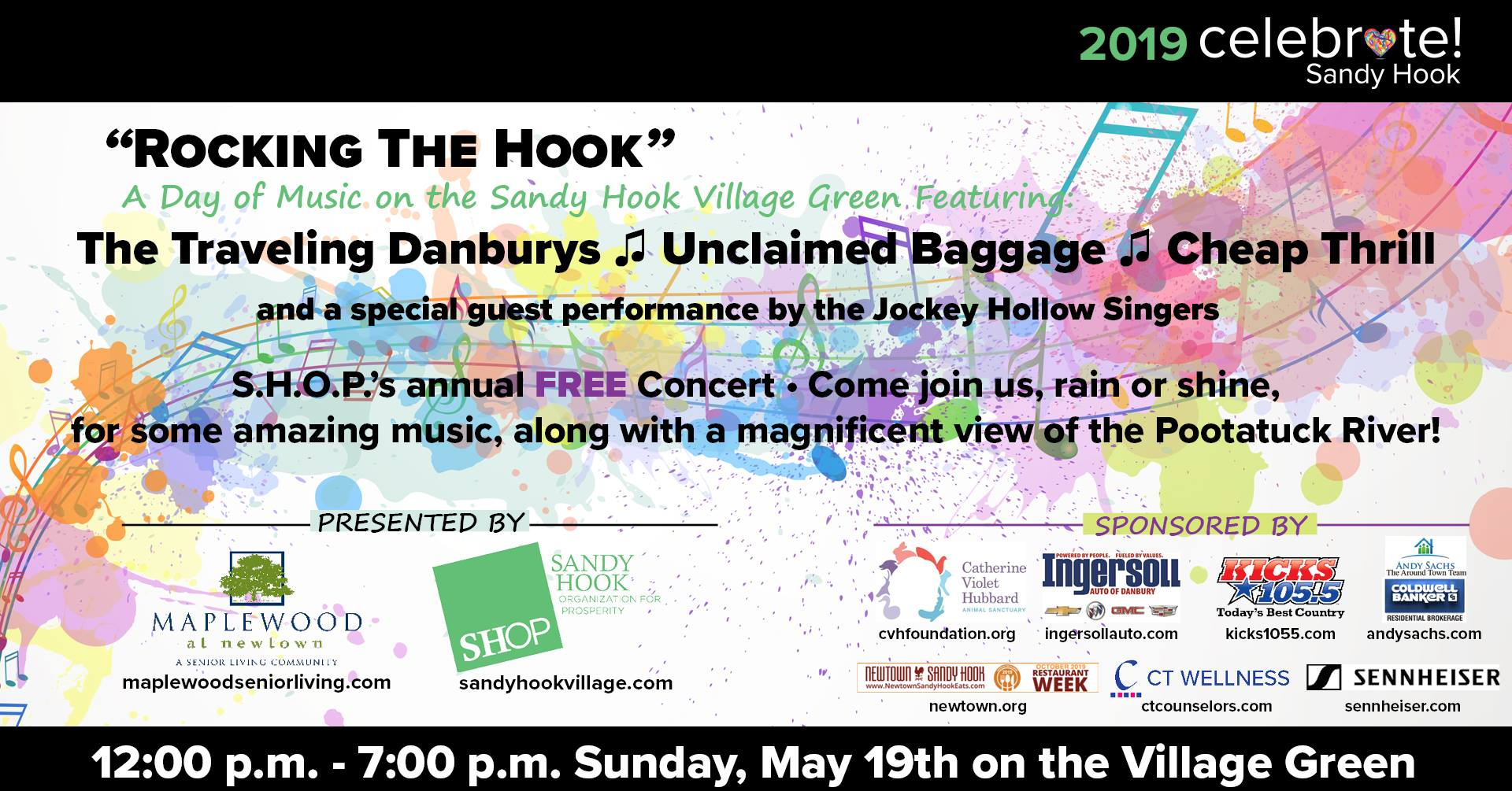 SHOP Planning Sixth Annual 'Rocking The Hook' Concert | The