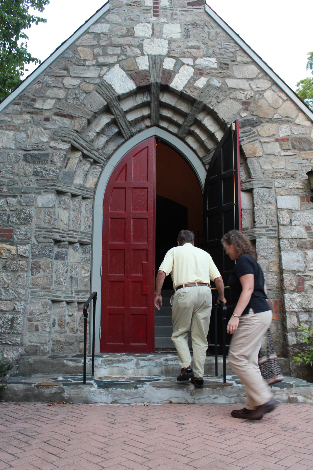 Parishioners And Guests Celebrate Final Eucharist At St Johns