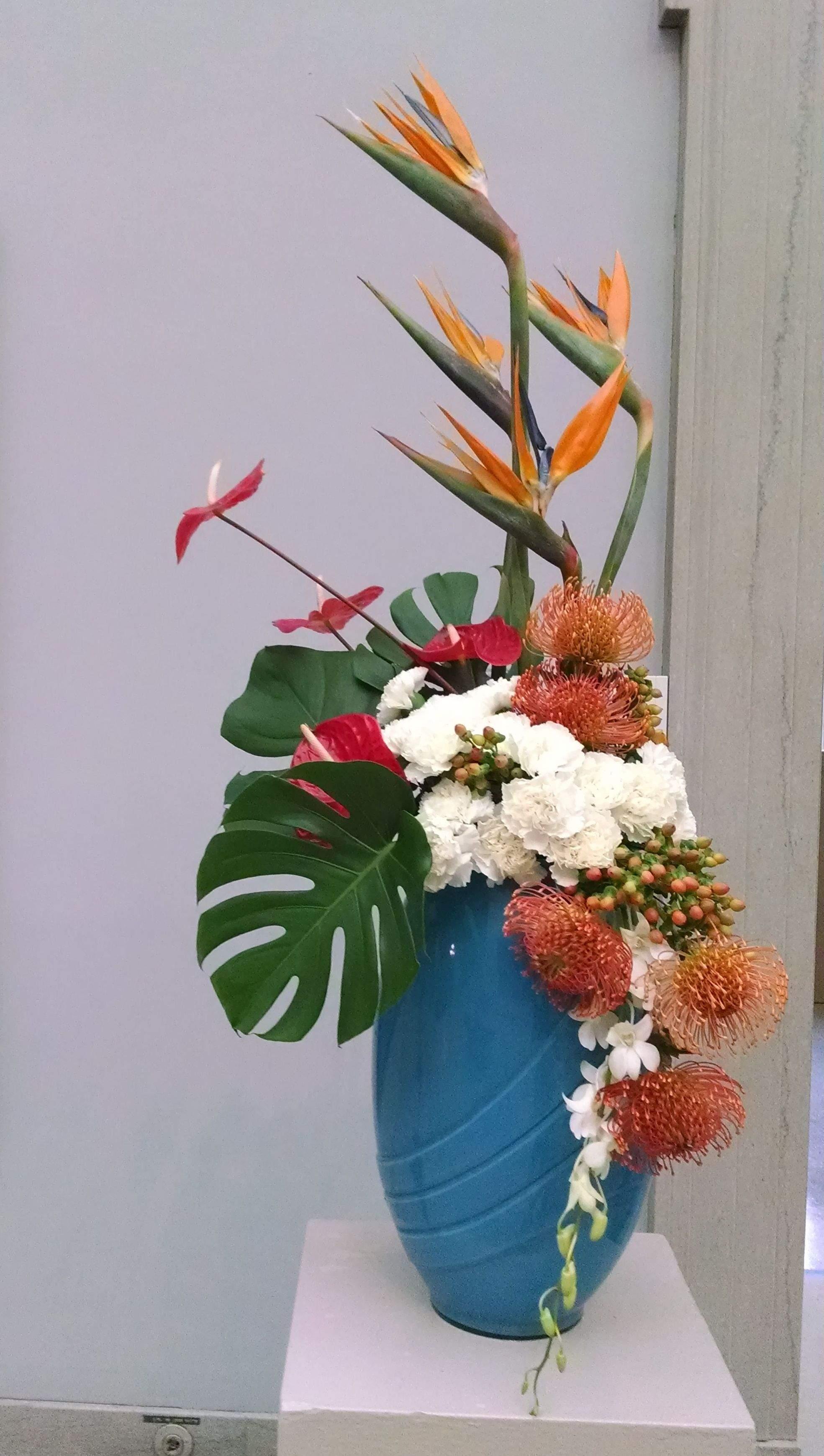 fabulous flower show designs, next garden club program | the newtown bee