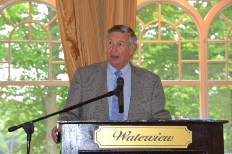 Military veteran and retired sheriff, Donald Smith was the keynote speaker at the Newtown Giving Circle's 29th Annual Summer Breakfast at The Waterview in Monroe on June 13. Mr Smith spoke of his positive experience with Regional Hospice during his…