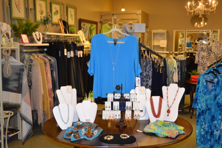 The Lorraine K. Boutique, formerly known as Country Hearts, celebrated its 30th anniversary in October and specializes in women's apparel, jewelry, baby items, and accessories. (Bee Photo, Silber)