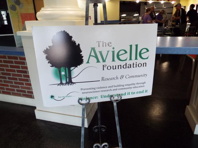The Avielle Foundation's Spark Project partnered with the Newtown Yoga Festival for this year's event at the NYA Sports & Fitness Center. Signs were posted at the festival to educate attendees about The Avielle Foundation's mission, which is about …