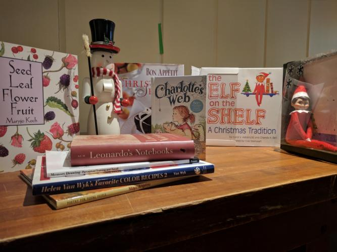 Friends of C.H. Booth Library will be offering books and boutique items in this year's Holiday Sale, an annual fundraiser for the town library. This year's event will be December 2-3; the second day will also coincide with Holiday Festival events…