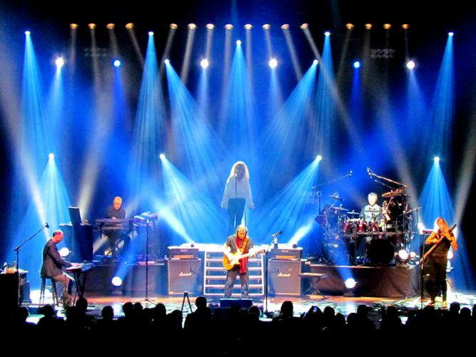 "Celebrating the 40th anniversary of the classic Genesis album 'Wind and Wuthering,' Genesis co-founder Steve Hackett will be performing several tracks from the album as well as fan favorites like ""The Musical Box"" and other Genesis numbers never…"