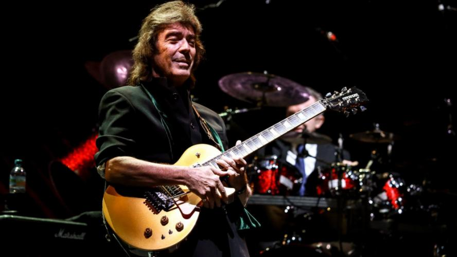 Steve Hackett, the renowned and innovative lead guitarist with Genesis during the band's early years with lead vocalist Peter Gabriel, produced several of the band's most acclaimed albums including Selling England by the Pound (a favorite of John…