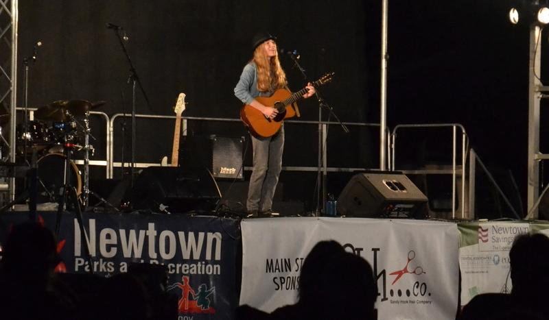 Sawyer Fredericks headlines the 6th annual Newtown Arts Festival concert, an outdoor event at Fairfield Hills on Friday, September 15. (Bee Photo, Hallabeck)