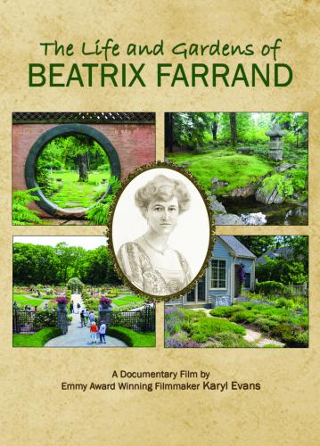 The newest film by Newtown native Karyl K. Evans, <i>The Life and Gardens of Beatrix Farrand </i>will premiere in New Haven on June 5 as part of the third annual New Haven Documentary Film Festival.