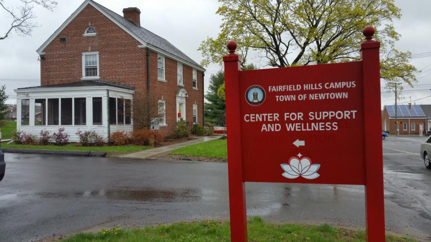 The unassuming former guard's residence that served Fairfield Hills when it was an operating state hospital is continuing to serve Newtown residents who may be suffering mental health issues, anguish, anxiety, or posttraumatic stress, whether it is…
