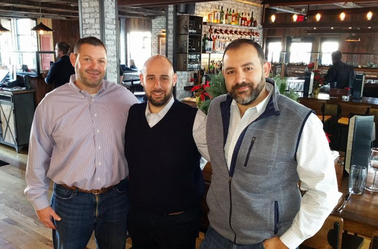 Welcoming servers, a well-trained chef and kitchen staff, and the three owners, Marc Anderson, and brothers Eli and Ayman Hawli, are poised to meet Newtown residents and guests at Market Place Kitchen & Bar in the Village at Lexington Gardens, 32…