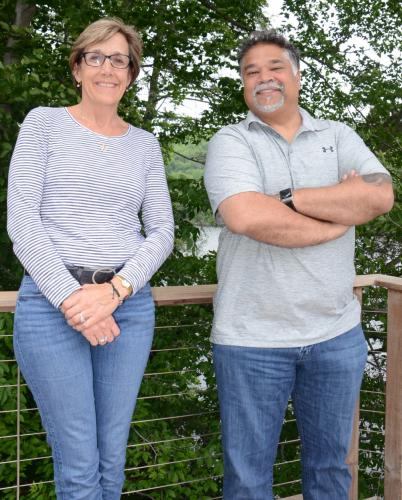Legislative Council Chair Mary Ann Jacob and Councilman Neil Chaudhary have announced their intention to run for first selectman and selectman respectively. The yet-to-be endorsed Republican running mates made their campaign official following a…