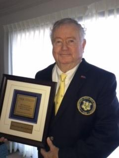 Malcolm McLachlan was inducted into the Connecticut Golf Hall of Fame.
