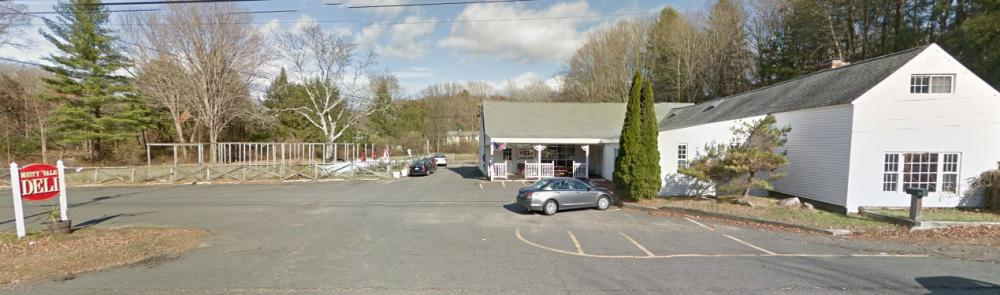 Firefighters responded on November 2 to what they initially thought was a structure fire at Misty Vale Deli, pictured in this Google Map image.