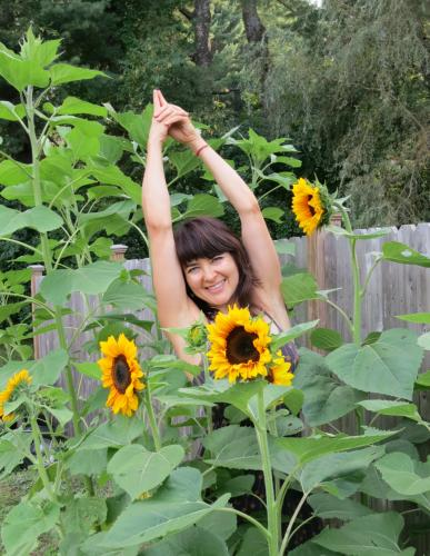 Jennifer Reis is one of three nationally and internationally known yoga instructors who will lead programs Saturday afternoon, August 23, as part of the Newtown Yoga Festival at NYA.
