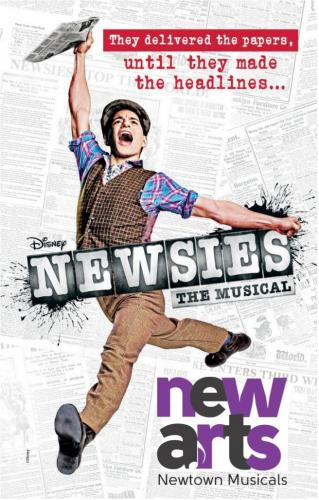 This summer, NewArts will be delivering the papers as they take on the ambitious Tony Award-winning Broadway phenomenon 'Newsies,' which is running August 3-12 in the theater at Masuk High School, 1014 Monroe Turnpike (Route 111) in Monroe. For…
