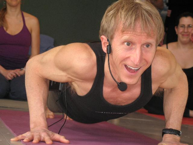Todd Norian has nearly 40 years of experience practicing yoga and is the founder of Ashaya yoga, a style that focuses on precise biomechanical alignment. At the Newtown Yoga Festival, on August 26, he is scheduled to instruct the morning community class.