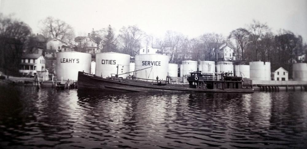 The early 20th Century entrepreneur John W. Leahy acquired a former gasoline storage depot in Norwalk and converted it for heating oil storage back when that widely used fuel cost about three cents a gallon wholesale. But winter conditions and ice…