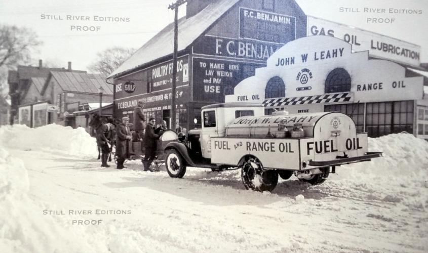 The Danbury headquarters of Leahy's Fuels can still be found in the same location on White Street where it has been for most of its 100 years of operation, but the company long ago took ownership of the adjacent feed store according to current…