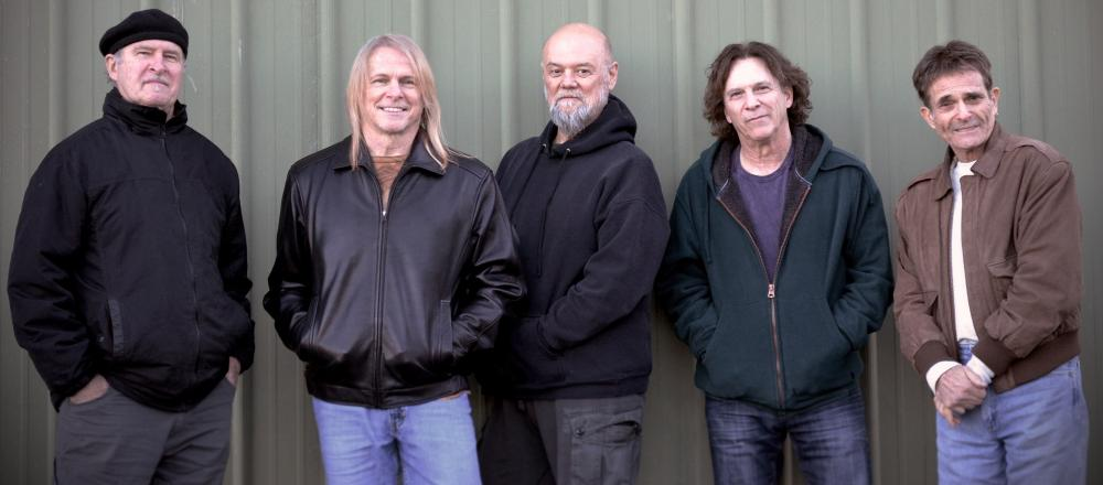 Six-time Grammy-nominated jazz-rock virtuosos The Dixie Dregs are bringing their 'Dawn of the Dregs' Tour to The Ridgefield Playhouse Wednesday, March 14, at 8 pm, featuring the original line-up behind the 1977 album 'Free Fall' - from left,…