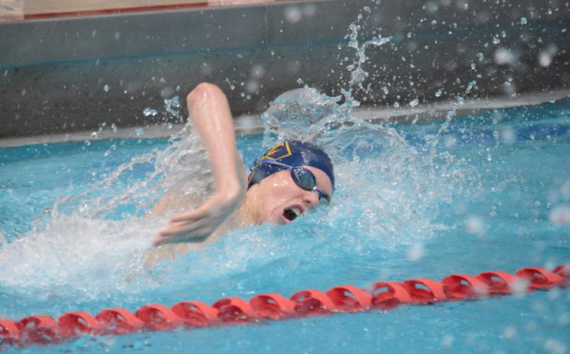Rick Irving and the Nighthawks placed third in the SWC championships. (Bee Photo, Hutchison)