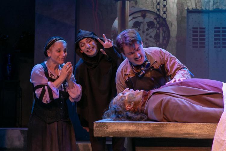 Young-Frankenstein-at-TheatreWorks-monster-awakens.jpg