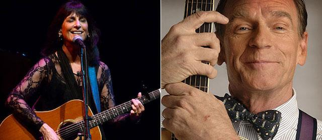 Livingston Taylor and Karla Bonoff, both experienced and successful songwriters and performers in their own right, are excited to be teaming up for a brief co-headlining tour that will bring them to the Ridgefield Playhouse Saturday, April 28. Both…
