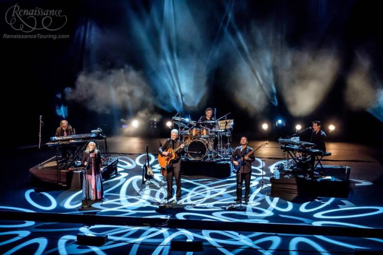 After 40 years performing as a quintet, the progressive rock band Renaissance is teaming up with a ten-piece chamber orchestra for a rare and not to be missed tour that is playing one of only four US concerts at the Ridgefield Playhouse October 26.