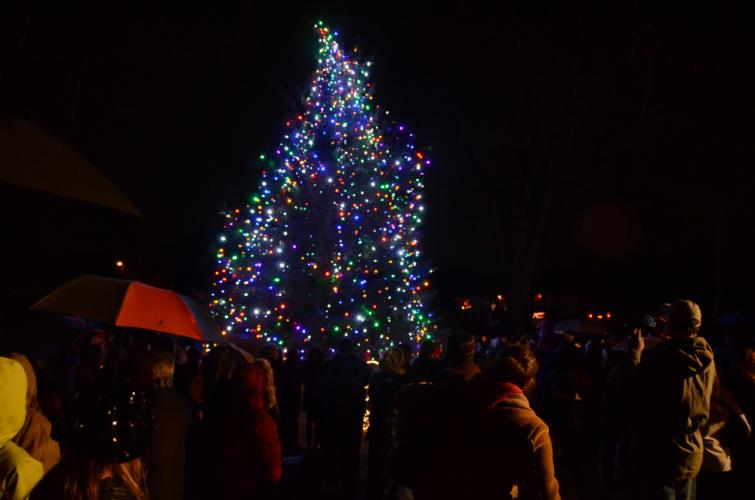 Light precipitation is usually not a deterrent for those heading to any of the town's tree lighting events, as was witnessed in 2014 at Ram Pasture. Three tree lighting events will welcome the holiday season this year during the first weekend of…