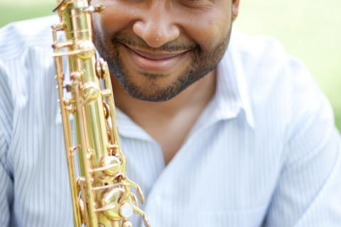 Sandy Hook resident and celebrated jazz musician Jimmy Greene will be honored on Saturday with a 2013 Governor's Arts Award. Mr Green is one of three residents being honored with the award this year.