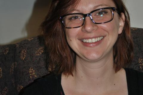 Julie Hunter is this week's Snapshot profile.